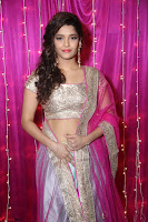 Ritika Sing in Golden Pink Choli Ghagra Cute Actress Ritika Sing ~  018.JPG