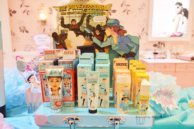porefessional benefit indonesia
