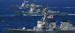 Ανησυχεί η Τουρκία από την παρουσία του πολεμικού ναυτικού των ΗΠΑ στην Κυπριακή ΑΟΖ