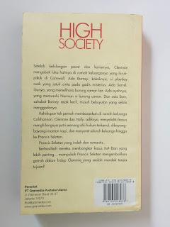 Novel Bekas Chicklit High Society