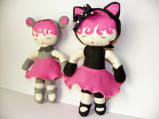 Kimmie Dolls, A Work of Heart