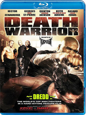 Death Warrior 2009 Dual Audio BRRip 480p 300mb world4ufree.to hollywood movie Death Warrior 2009 hindi dubbed dual audio 480p brrip bluray compressed small size 300mb free download or watch online at world4ufree.to