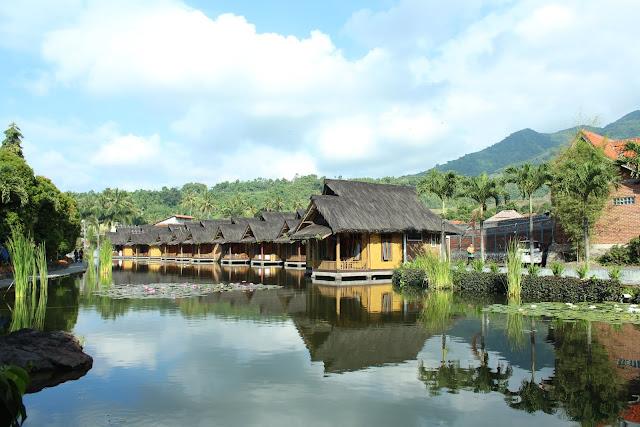 Banyu Alam - Resort di Kaki Bukit