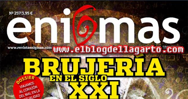 Enigmas España N° 257 Brujeria  banner