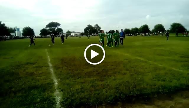 Jovem revelação do Vasco de Lagoa do Padre bate falta com estilo e classifica sua equipe para as semi-finais da 1ª Copa Regional; Veja o vídeo do gol!