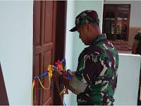 TPA Masjid Al Ma' Rifat Yon Arhanud 1 Kostrad Siap Gunakan