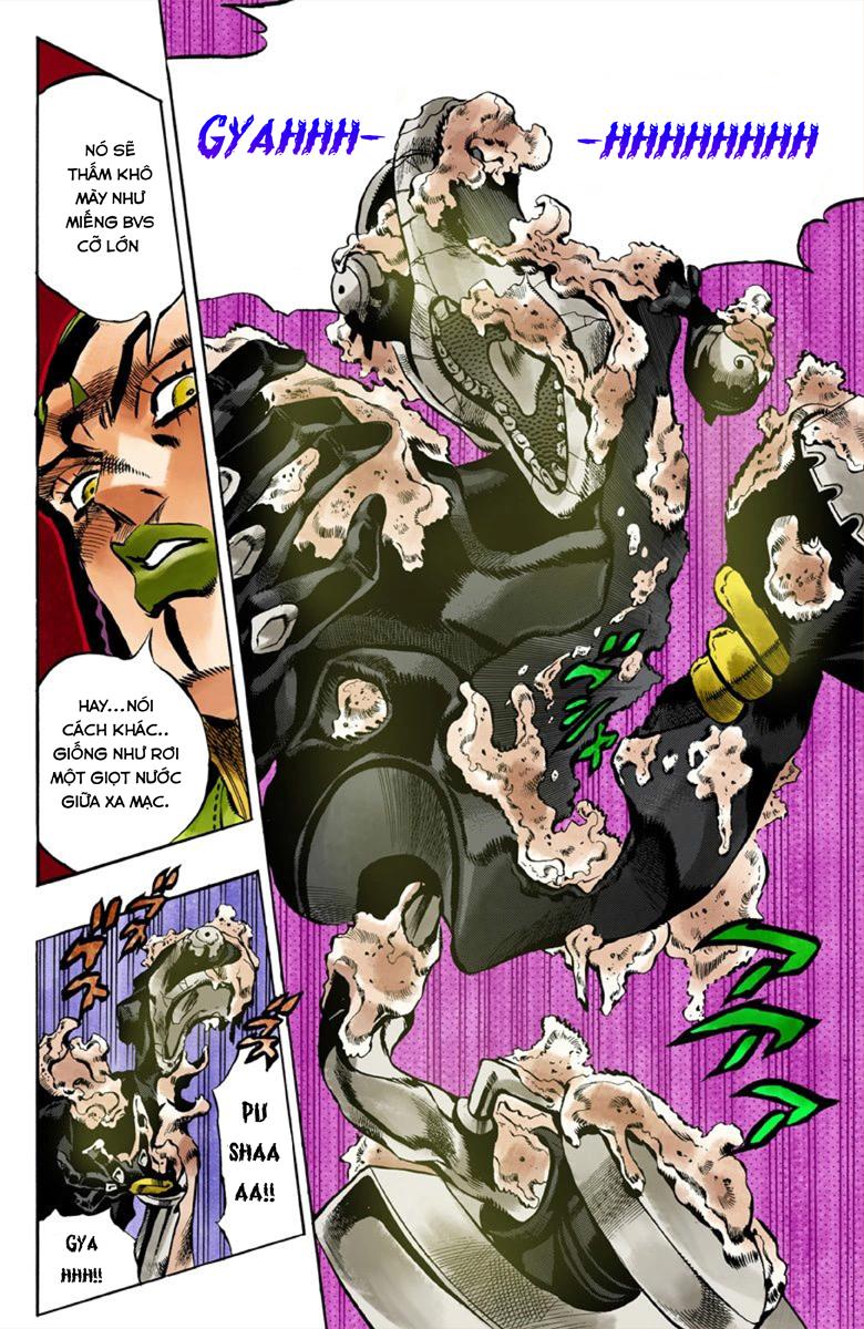 JoJo's Bizarre Adventure Chap 626 - Trang 17