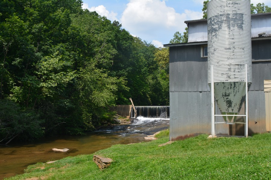 moulin près de Love Valley