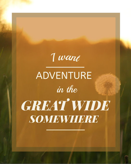 Free Download: Adventure Wall Art
