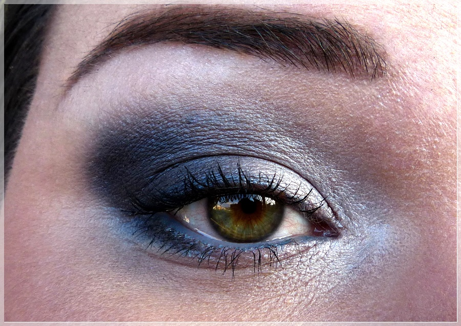 Make Up mit CATRICE Denim Greys Palette