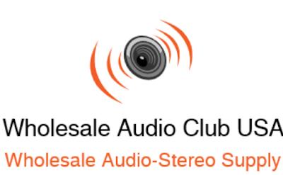 wholesale car audio pro audio distributors & drop ship