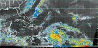 Imágenes de satélite infrarrojo