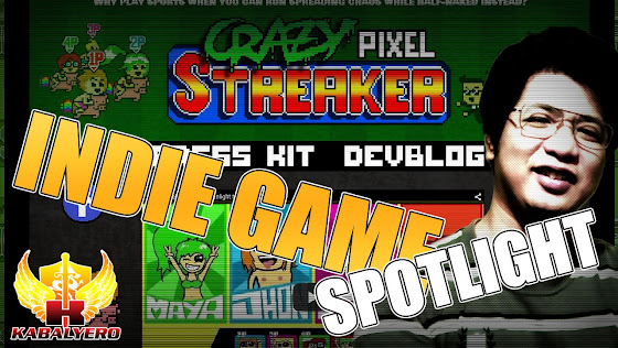 Crazy Pixel Streaker ★ Indie Game Spotlight