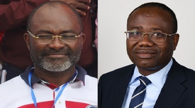 """No one can call Kennedy Agyapong to order"" - Kwasi Nyantakyi"
