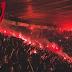 A Nação abraça o time do Flamengo!