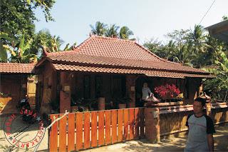 Rumah limasan jawa dengan 3 kamar tidur