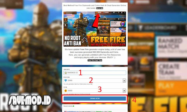 Gameradio.us Free Fire Online Generator & Hack All Games