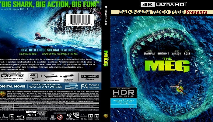 BAD-E-SABA Presents - The Meg Movie Online Watch In HD