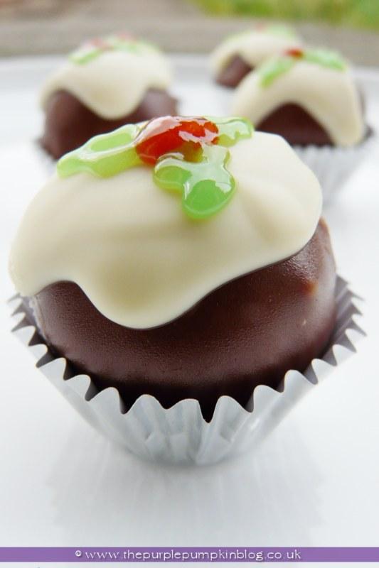 Ginger Nut Truffles [No-Bake] | The Purple Pumpkin Blog