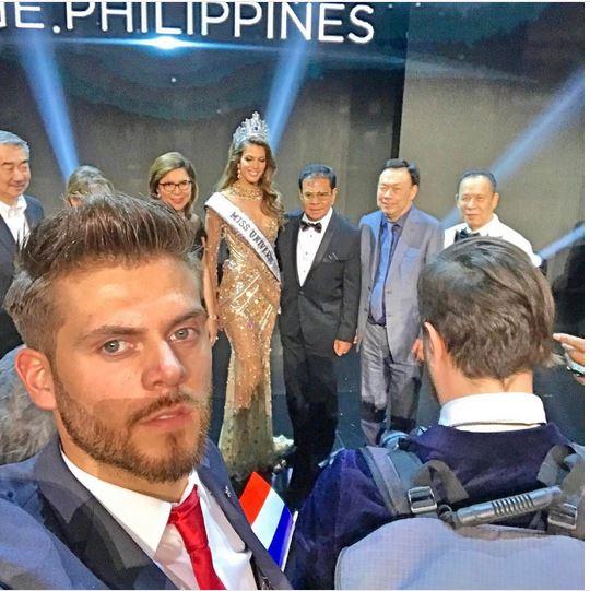LOOK: Meet Miss Universe 2016 Iris Mittenaere's Boyfriend!