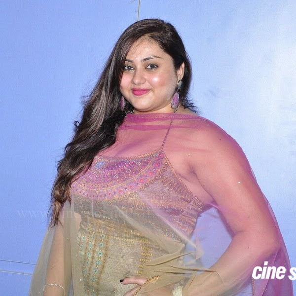 Namitha latest hot photos from KSK Technologies Launch