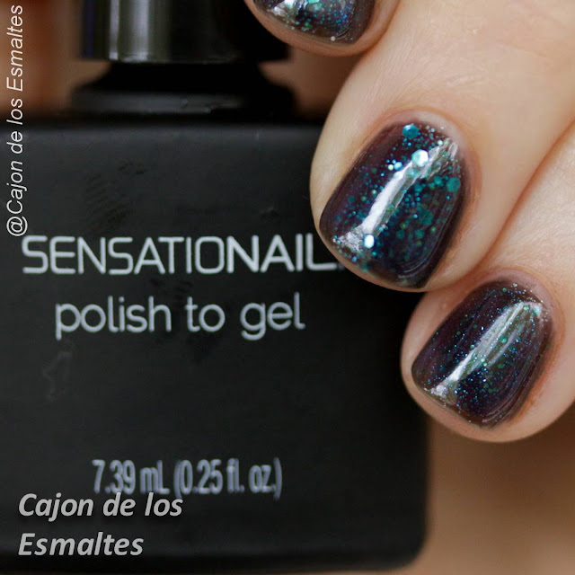 Transforma tu esmalte común en Gel - Sensational - Polish to Gel