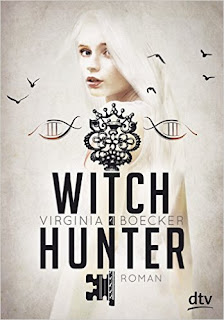 Witch Hunter con Virginia Boecker