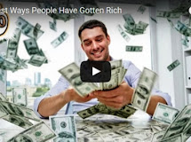 TOP 9, Laziest Ways People Have Gotten Rich,