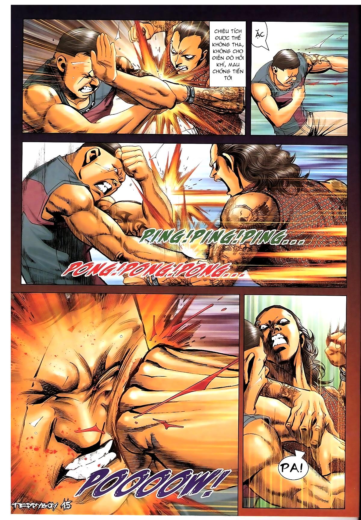 Người Trong Giang Hồ - Chapter 1328: Rắc rối - Pic 12