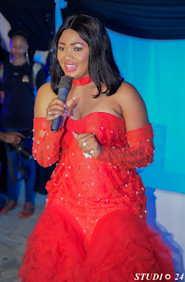 Princess Romeo Oghene Opens House of GYMT (photos)