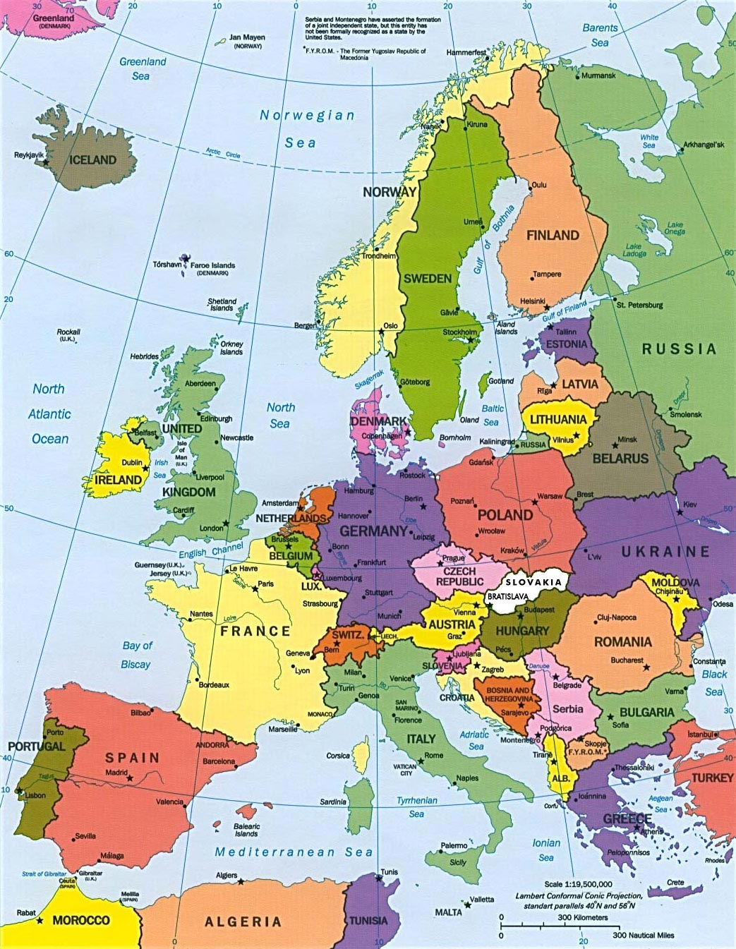 mapa europa ocidental Fale Francis: Mapa Europa Ocidental mapa europa ocidental