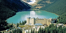 Hotels Lake Louise Banff National Park Canada