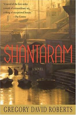 Shantaram by Gregory David Roberts - book cover