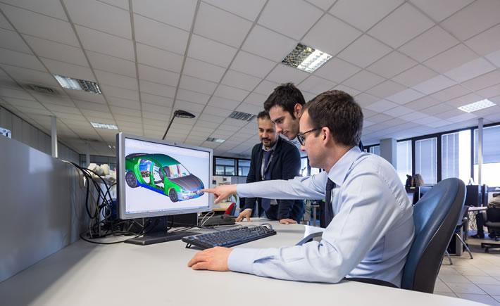 A partir del verano de 2016, Bosch adoptará NX™ y Teamcenter® de Siemens PLM Software para el desarrollo de productos en su división Electrical Drives. (Foto: Siemens)