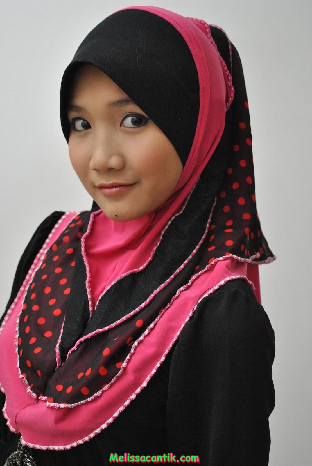 Photo Cewek ABG Berhijab Cantik Jadi Foto Model Terbaru ...