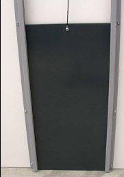 foto Portão eletronico do tipo guilhotina