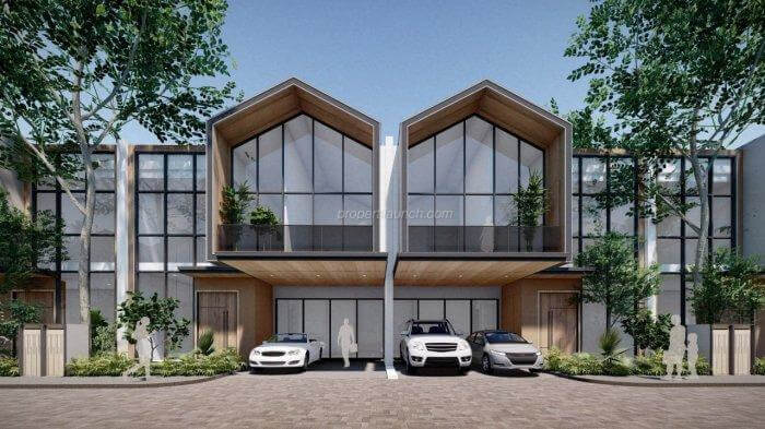 Rumah The Sanctuary Collection Sentul