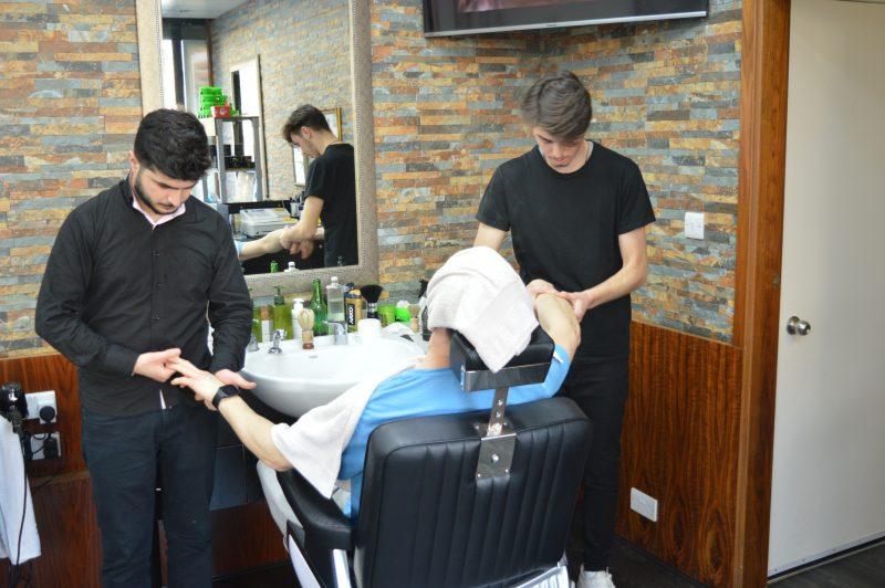 Turkish barbers in bishops stortford