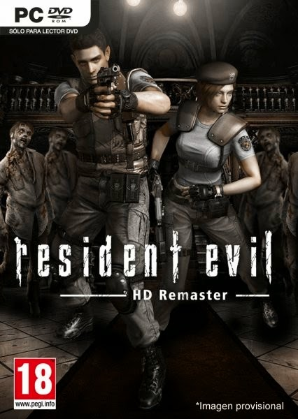 Resident Evil HD REMASTER ESPAÑOL PC Full