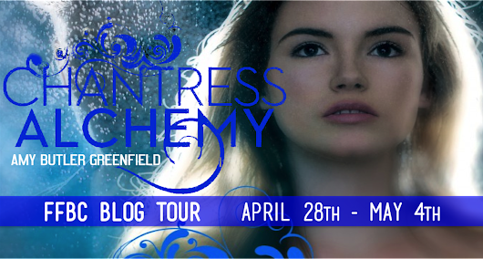 Blog Tour: Chantress Alchemy (Chantress Trilogy #2) by Amy Butler Greenfield ~ Spotlight ~ Review ~ Giveaway !!! | Curse of the Bibliophile