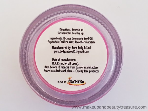 Puro-Body-and-Soul-Lip-Balm-Review