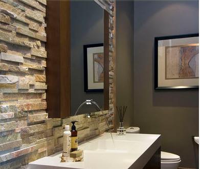 Ba os modernos ideas de decoraci n de interiores for Utilisima decoracion de interiores