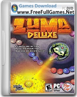 Zuma Deluxe PC Game Free Download Full Version