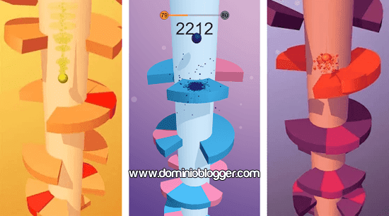 Helix tower jump para Android