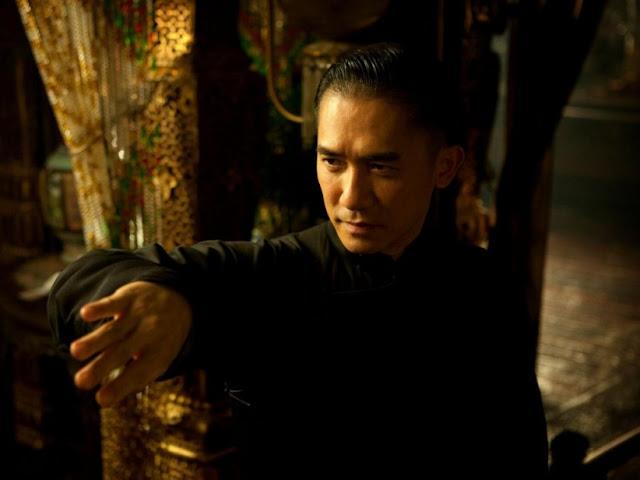 Tony Leung The Grandmaster