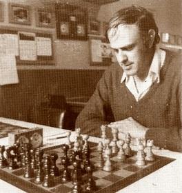 El ajedrecista Lincoln Raul Maiztegui Casas