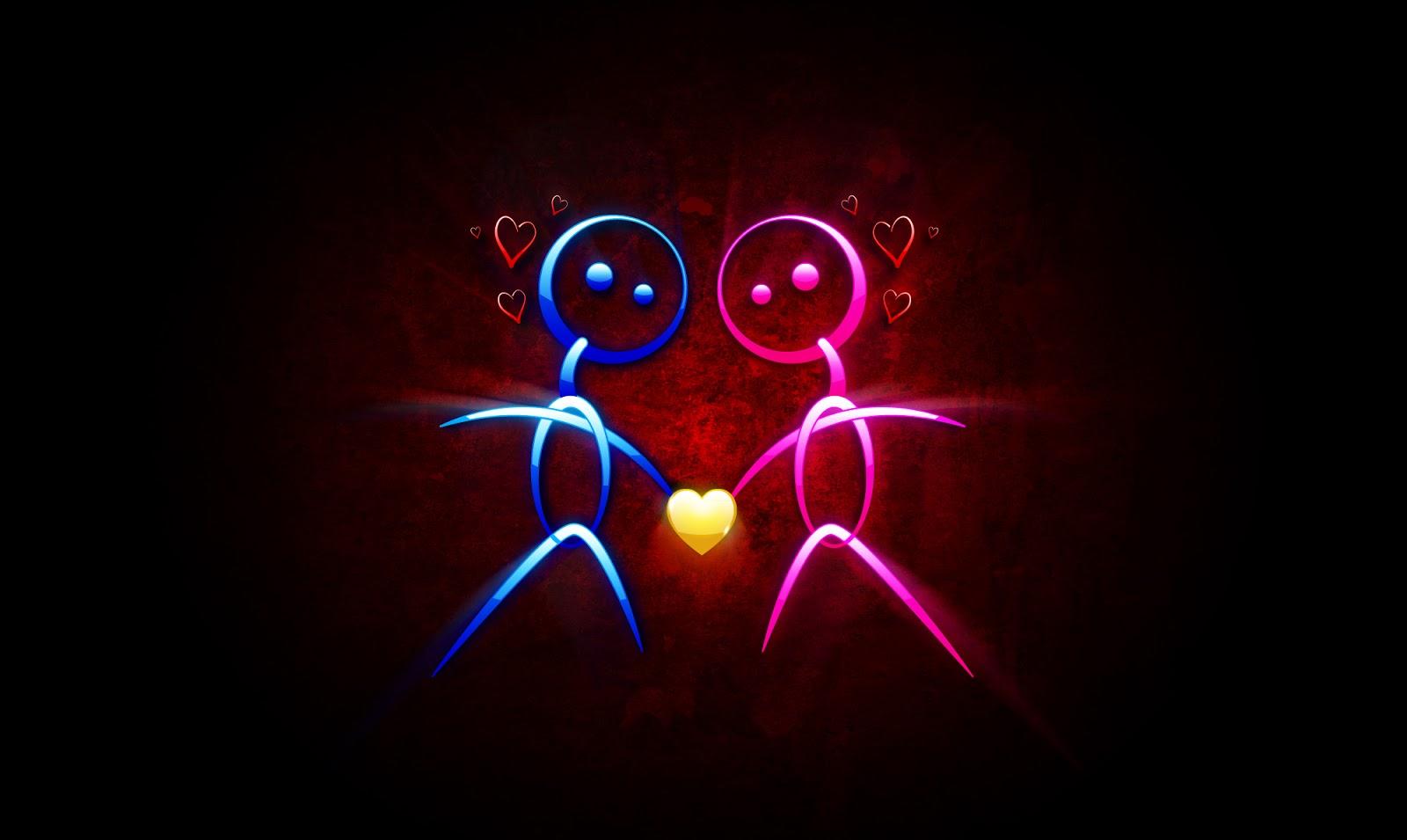 3d Love Couple Wallpaper Banco De Im 193 Genes 28 Im 225 Genes De Parejas Enamoradas 14