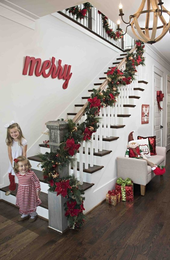 C mo adornar tu casa para navidad el c mo de las cosas - Adornar la casa para navidad ...