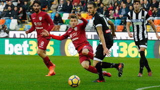 Watch Udinese vs Cagliari live Stream Today 29/12/2018 online Italy Serie A