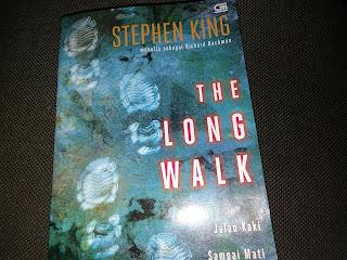 The Long Walk Karya Stephen King dan Potret Buruh